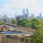 Tilt-shift Mumbai